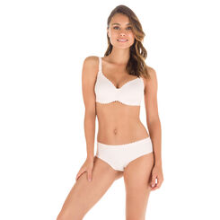 Hipster rose ballerine Body Touch invisibilité totale-DIM