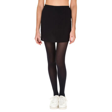 Lot de 2 collants noirs opaques Sneakers 50D-DIM