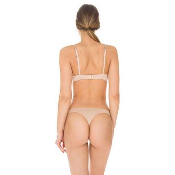 Soutien-gorge push-up sans armatures new skin Invisi Fit-DIM