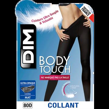 Collant bleu marine Body Touch Ultra Opaque 80D-DIM