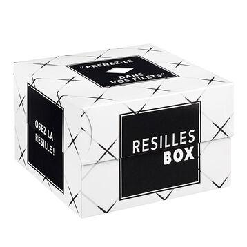 Box résille (3 collants, 1 mi-bas et 1 socquette)-DIM