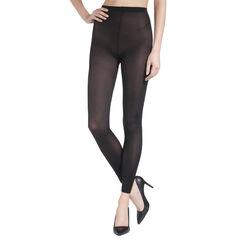 Lot de 2 leggings noirs EcoDIM opaques 40D-DIM
