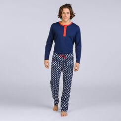T-shirt à manches longues matelot Night Gentleman Homme-DIM