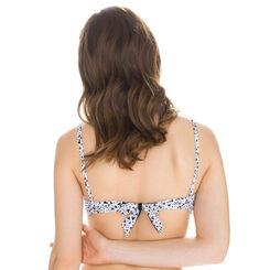 Haut de maillot de bain réversible à armatures Femme-DIM