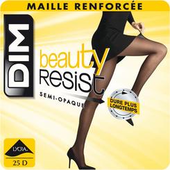 Collant Beauty Resist caramel Semi-opaque 25D-DIM