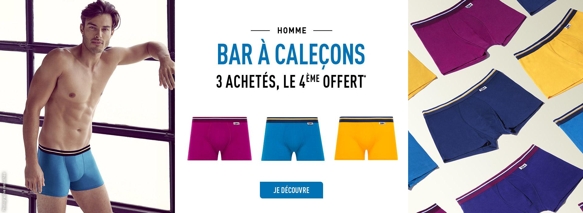Bar à Caleçons