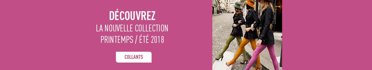 Découvrez la nouvelle collection Printemps/Été 2018