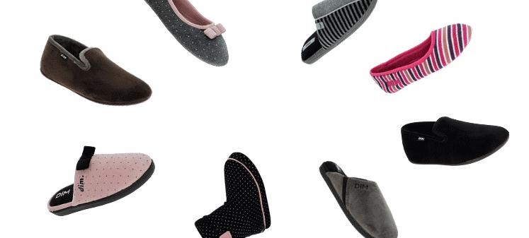 Laissez-vous tenter par les chaussons pour femme et pour homme sur dim.fr