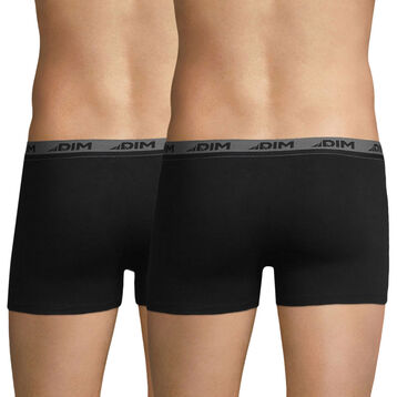 Lot de 2 boxers noirs Ultimate-DIM