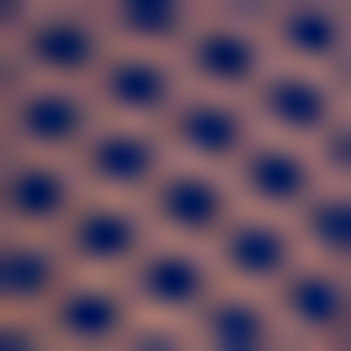 Culotte dentelle motif pois bleu infini Dotty Mesh Bar à Culottes Dim, , DIM