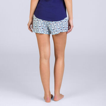 Short bleu ciel Soft & Cool Femme-DIM