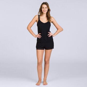 Short noir Pure Essential Femme-DIM