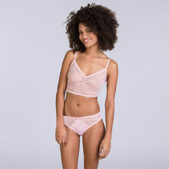 Bralette rose lotus Daily Glam, , DIM