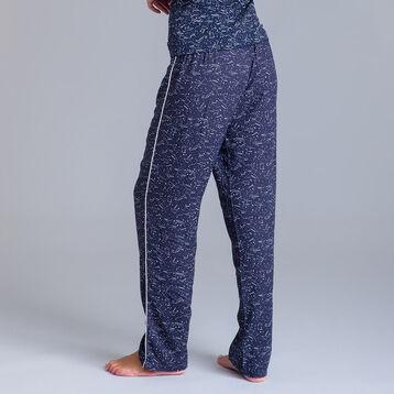 Pantalon de nuit imprimé constellation-DIM