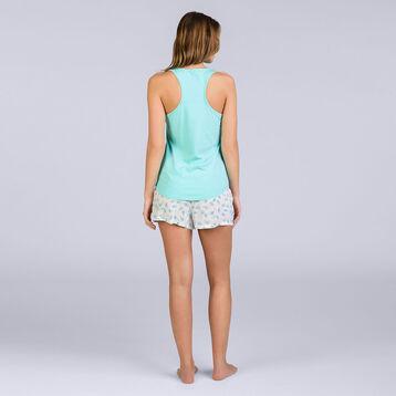 Short aqua Soft & Cool Femme-DIM