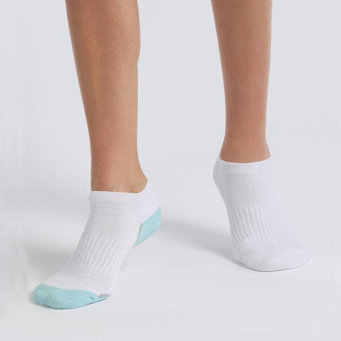 Lot de 2 paires de socquettes impact léger femme Dim Sport, , DIM