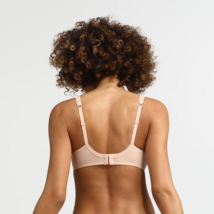 Soutien-gorge sans armatures nude pailleté Generous Limited Edition, , DIM