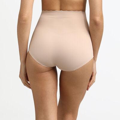 Culotte taille haute effet sculptant 3 en 1 new skin Beauty Lift, , DIM