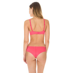 Hipster rouge corail Body Touch invisibilité totale-DIM