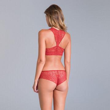Shorty rouge cuivré Sublim Mod de Dim-DIM