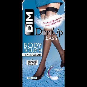 DIM Up peau dorée Body Touch Voile 20D-DIM