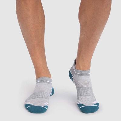 Lot de 2 paires de socquettes de sport homme DIM Sport, , DIM