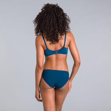 Culotte bleu paon Generous-DIM