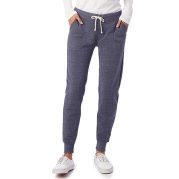 Pantalon de jogging bleu marine Eco-Fleece Femme-DIM