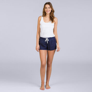 Débardeur blanc Soft & Cool Femme-DIM