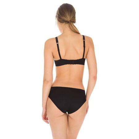 Slip noir Body Touch seconde peau Femme. Ref 3255. 18 8353196b06d