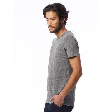 T-shirt Eco-Jersey™ gris chiné à manches courtes Homme-DIM