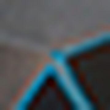 Socquettes courtes de sport pour femme Noire Gris Granit Impact Fort, , DIM