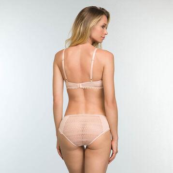 Culotte Skin Rose en dentelle pour femme Mod de Dim , , DIM