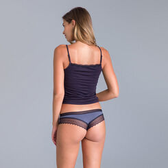 Lot de 2 shortys rouge et gris  Sexy Fashion-DIM