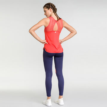 Débardeur Active Wear rouge capucine - Shock Absorber, , DIM