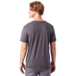 T-shirt 100% coton bio manches courtes gris charbon Homme-DIM