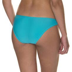 Bas de maillot de bain bleu baltic Femme-DIM
