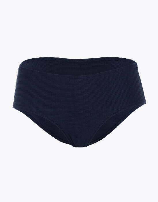 Bas de maillot de bain Bleu taille mi-haute pour Femme, , DIM