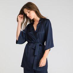 Kimono bleu matelot Winter Dream-DIM