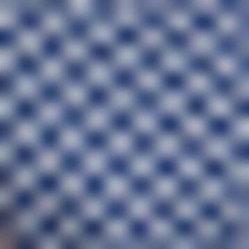 Culotte en microfibre et tulle Imprimé Bleu Plumetis Nacre Generous , , DIM