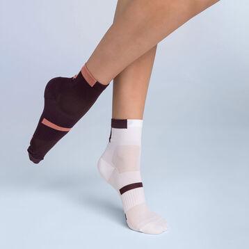 Lot de 2 paires de socquettes impact medium Dim Sport-DIM