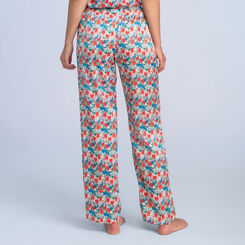 Pantalon imprimé Summer Dream Femme-DIM