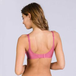Soutien-gorge rose Beauty Lift Colorama-DIM