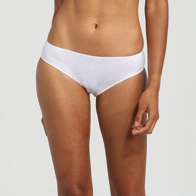 Culotte blanche Micro support line , , DIM