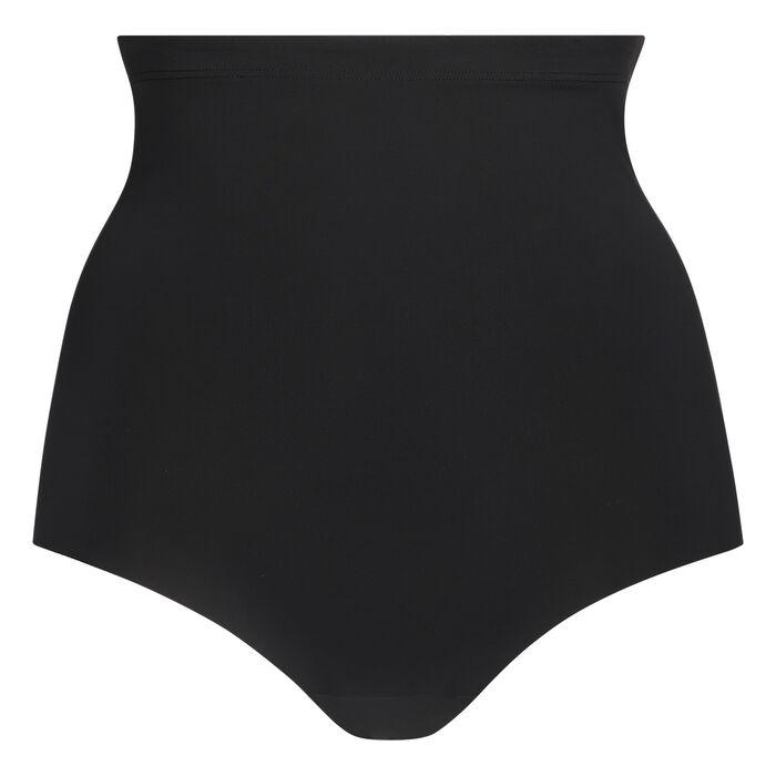 Culotte sculptante taille haute noire Diam's Control, , DIM