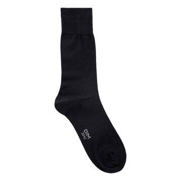 Chaussettes noires Homme en Bambou*-DIM