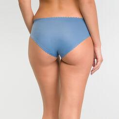 Culotte femme invisible bleu antique - Dim Body Touch, , DIM