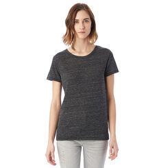 T-shirt Eco-Jersey™ noir à manches courtes Femme-DIM