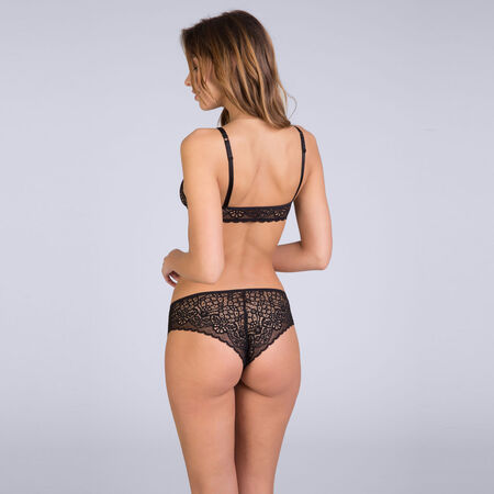 Shorty dentelle noir - Sublim Fashion. Ref 0656. 12 70598c44d06