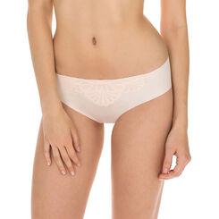Slip nude en microfibre Nude Support-DIM